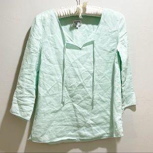 HIHO BVI Caribbean Clothing Co. Linen Tunic